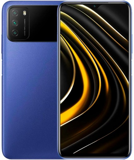 Xiaomi Poco M3 4/64GB Cool Blue