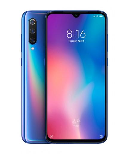 Xiaomi Mi9 (6GB+128GB) Blue купить в Уфе | Обзор | Отзывы | Характеристики | Сравнение