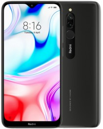 Xiaomi Redmi 8 (4Gb+64Gb) Black купить в Уфе | Обзор | Отзывы | Характеристики | Сравнение