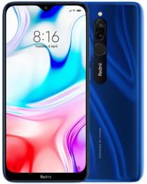 Xiaomi Redmi 8 (4Gb+64Gb) Blue купить в Уфе | Обзор | Отзывы | Характеристики | Сравнение