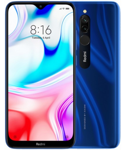 Redmi 8 (4+64Gb) Blue