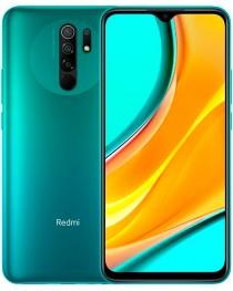 Xiaomi Redmi 9 (4GB+64GB) Green купить в Уфе | Обзор | Отзывы | Характеристики | Сравнение