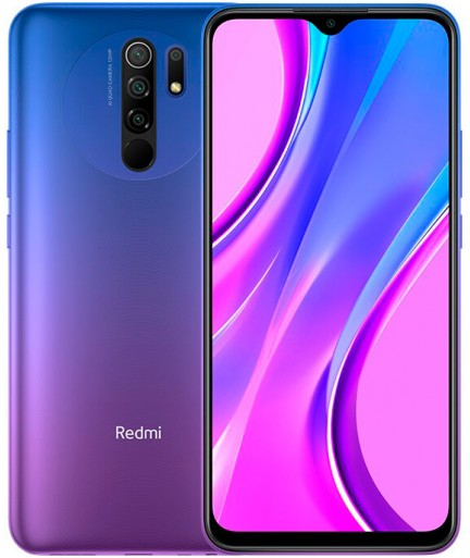 Xiaomi Redmi 9 (3GB+32GB) Purple