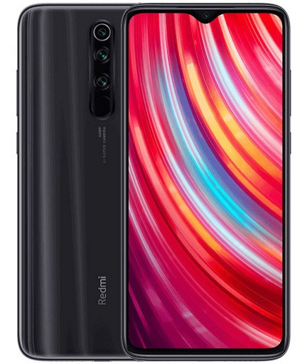 Xiaomi Redmi Note 8 Pro (6GB+64Gb) Grey