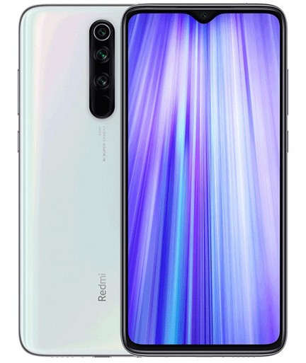 Xiaomi Redmi Note 8 Pro (6GB+128Gb) White