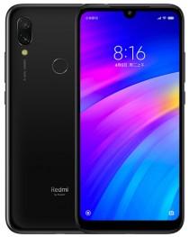 Xiaomi Redmi 7 (4Gb+64Gb) Black купить в Уфе | Обзор | Отзывы | Характеристики | Сравнение