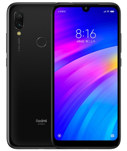 Xiaomi Redmi 7 (3Gb+32Gb) Black
