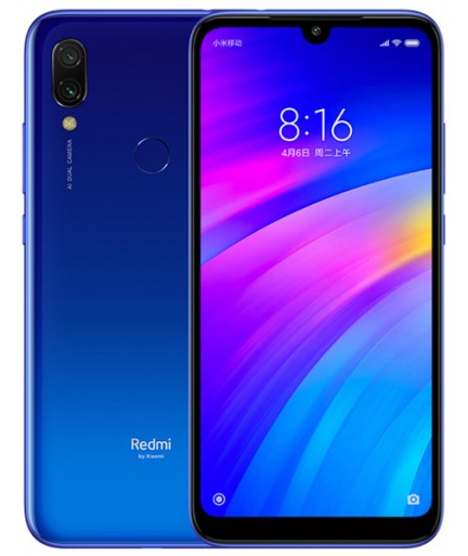 Xiaomi Redmi 7 (3Gb+32Gb) Blue