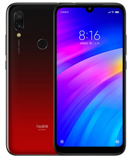 Xiaomi Redmi 7 (3Gb+32Gb) Red