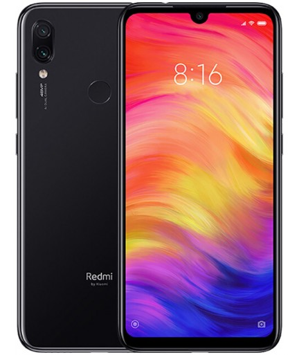 Xiaomi Redmi Note 7 (4Gb+128Gb) Black купить в Уфе | Обзор | Отзывы | Характеристики | Сравнение
