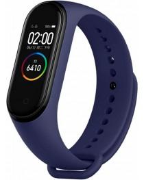 Фитнес браслет Xiaomi Mi Band 4 space Blue купить в Уфе | Обзор | Отзывы | Характеристики | Сравнение