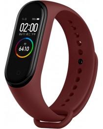 Фитнес браслет Xiaomi Mi Band 4 Wine Red купить в Уфе | Обзор | Отзывы | Характеристики | Сравнение