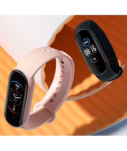 Фитнес браслет Xiaomi Mi Band 5 купить в Уфе | Обзор | Отзывы | Характеристики | Сравнение