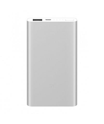Внешний аккумулятор Xiaomi Mi Power Bank Slim 5000 mAh (Silver) купить в Уфе | Обзор | Отзывы | Характеристики | Сравнение