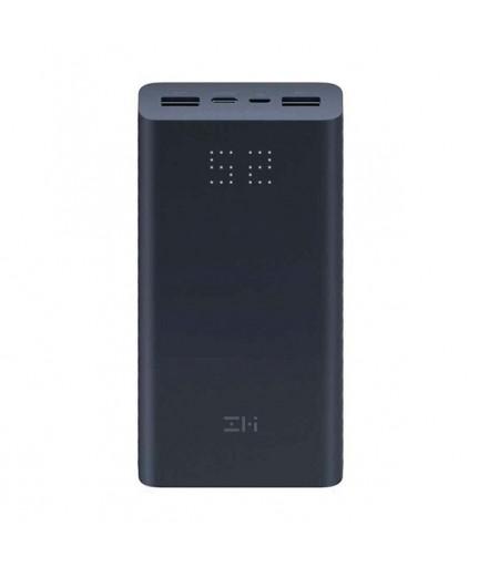 Внешний аккумулятор Power Bank ZMI QB822 (20000 mAh) Black (Черный) купить в Уфе   Обзор   Отзывы   Характеристики   Сравнение