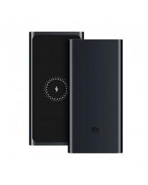 Xiaomi Power Bank 3 10000 mAh с беспроводной зарядкой (Черный) купить в Уфе | Обзор | Отзывы | Характеристики | Сравнение