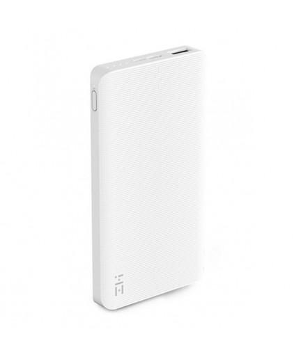 Внешний аккумулятор Power Bank Xiaomi ZMI QB810 10000mAh (Белый) купить в Уфе | Обзор | Отзывы | Характеристики | Сравнение