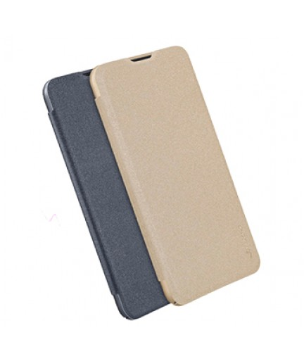 Nillkin Sparkle leather case Xiaomi Mi 9 (Черный) купить в Уфе | Обзор | Отзывы | Характеристики | Сравнение
