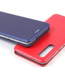 Чехол книжка боковая Xiaomi Mi9 SE (Синий) купить в Уфе | Обзор | Отзывы | Характеристики | Сравнение