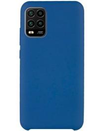 Накладка Silicone Mi 10 Lite (Синяя) купить в Уфе | Обзор | Отзывы | Характеристики | Сравнение