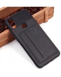 Чехол с карманом для Xiaomi Mi A2 (Черный) купить в Уфе | Обзор | Отзывы | Характеристики | Сравнение