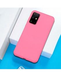 Силиконовая накладка тонкая 0.33 мм для Xiaomi Poco M3 (Розовая) купить в Уфе | Обзор | Отзывы | Характеристики | Сравнение