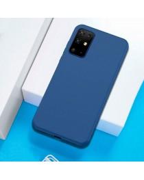 Силиконовая накладка тонкая 0.33 мм для Xiaomi Poco M3 (Темно-синяя) купить в Уфе | Обзор | Отзывы | Характеристики | Сравнение