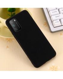 Силиконовая накладка Silky soft touch Xiaomi Poco M3 (Черная) купить в Уфе | Обзор | Отзывы | Характеристики | Сравнение