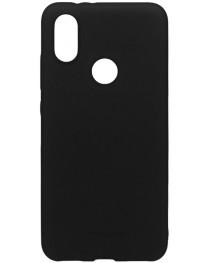 Силиконовая накладка тонкая Xiaomi Redmi 7 (Черная) купить в Уфе | Обзор | Отзывы | Характеристики | Сравнение