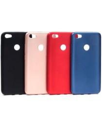 Чехол ТПУ Xiaomi Redmi Note 5A (Черный) купить в Уфе | Обзор | Отзывы | Характеристики | Сравнение