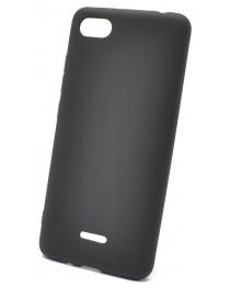 Чехол ТПУ Xiaomi Redmi 6A (Черный) купить в Уфе | Обзор | Отзывы | Характеристики | Сравнение