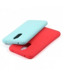 Силиконовая накладка Silky soft-touch Xiaomi Redmi 8 (Красная) купить в Уфе | Обзор | Отзывы | Характеристики | Сравнение