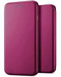 Чехол-книжка Redmi Note 9S/9 Pro (Бордовый) купить в Уфе | Обзор | Отзывы | Характеристики | Сравнение