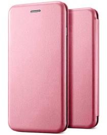 Чехол-книжка Xiaomi Redmi 8 (Розовое золото) купить в Уфе | Обзор | Отзывы | Характеристики | Сравнение
