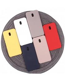 Силиконовая накладка Silky soft-touch Xiaomi Redmi 8A (Сиреневая) купить в Уфе | Обзор | Отзывы | Характеристики | Сравнение