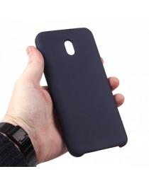 Силиконовая накладка Silky soft-touch Xiaomi Redmi 8A (Черная) купить в Уфе | Обзор | Отзывы | Характеристики | Сравнение
