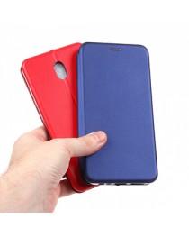 Чехол-книжка Xiaomi Redmi 8A (Синий) купить в Уфе | Обзор | Отзывы | Характеристики | Сравнение