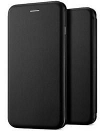 Чехол-книжка Premium Xiaomi Mi 10T/10T Pro (Черный)