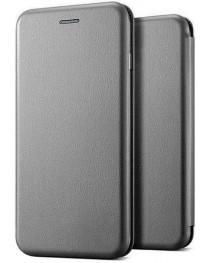 Чехол-книжка Xiaomi Redmi 9A (Серый) купить в Уфе | Обзор | Отзывы | Характеристики | Сравнение