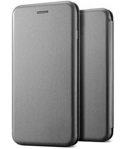Чехол-книжка Xiaomi Redmi 8 (Серый) купить в Уфе | Обзор | Отзывы | Характеристики | Сравнение