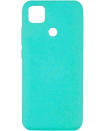 Силиконовая накладка Silky soft touch Redmi 9C (Бирюзовая) купить в Уфе | Обзор | Отзывы | Характеристики | Сравнение
