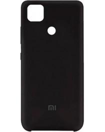 Силиконовая накладка Silky soft touch Redmi 9C (Черная) купить в Уфе | Обзор | Отзывы | Характеристики | Сравнение