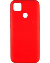 Силиконовая накладка Silky soft touch Redmi 9C (Красная) купить в Уфе | Обзор | Отзывы | Характеристики | Сравнение