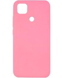 Силиконовая накладка Silky soft touch Redmi 9C (Розовая) купить в Уфе | Обзор | Отзывы | Характеристики | Сравнение