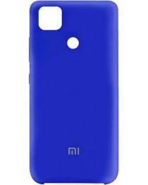 Силиконовая накладка Silky soft touch Redmi 9C (Синяя) купить в Уфе | Обзор | Отзывы | Характеристики | Сравнение