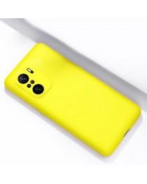 Силиконовая накладка для Redmi Note 10/10S (Желтая) купить в Уфе | Обзор | Отзывы | Характеристики | Сравнение