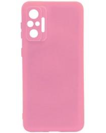 Силиконовая накладка Silky soft touch Redmi Note 10/10S (Розовая) купить в Уфе | Обзор | Отзывы | Характеристики | Сравнение