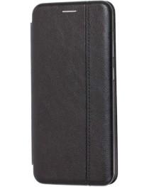 Чехол-книжка Premium Xiaomi Redmi Note 9 (Черный) купить в Уфе | Обзор | Отзывы | Характеристики | Сравнение