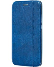 Чехол-книжка Premium Xiaomi Redmi Note 9 (Синий) купить в Уфе | Обзор | Отзывы | Характеристики | Сравнение