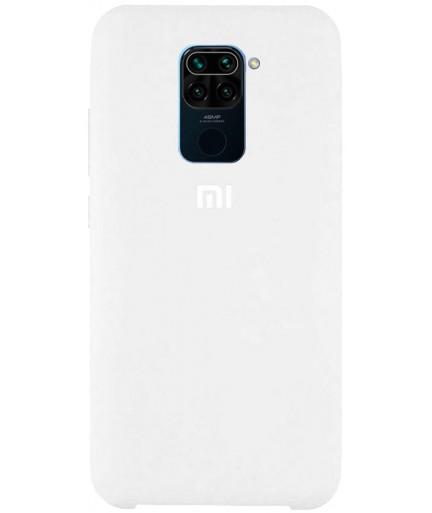 Силиконовая накладка Silky soft touch Xiaomi Redmi Note 9 (Белая) купить в Уфе | Обзор | Отзывы | Характеристики | Сравнение